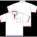 4.4オンス ドライレイヤードポロシャツ